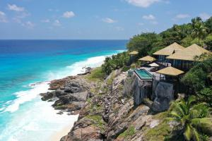 Fregate Island Private Villa View