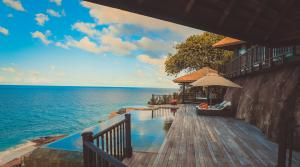 Fregate Island Private Villa Swimming Pool