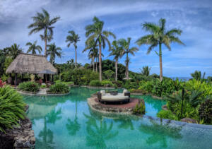 Laucala_Island_Pool_Area_Palms©Trey_Ratcliff