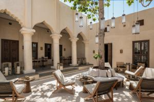 The_Chedi_Al_Bait_Sharjah_Cafe_Exterior_Daylight