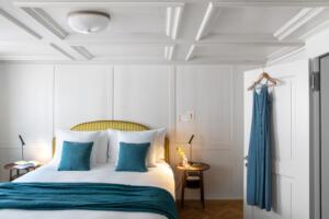 Widder_Hotel_Luxury_Residences_Schlafzimmer_Doppelbett
