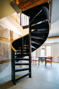 Widder_Hotel_Luxury_Residences_Treppe