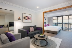 AVANI Metropolis Auckland Residences One Bedroom Apartment