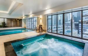 AVANI Metropolis Auckland Residences Pool