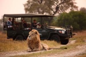 andBeyond Botswana Sandibe
