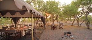 andBeyond Botswana Savute under Canvas