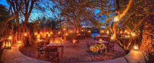 andBeyond Grumeti Serengeti Tented Camp Guest Area