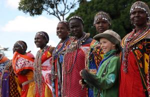 andBeyond Kichwa Tembo Community Massai Women