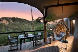 andBeyond Phinda Rock Lodge Guest Area