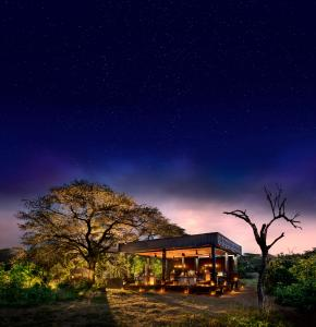 andBeyond Phinda Vlei Lodge Guest Area Stars