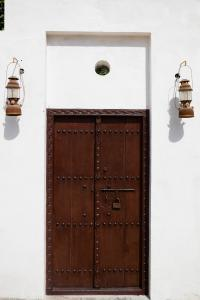 Al Bait Sharjah Exterior Door