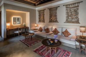 Al Bait Sharjah Grand Suite Living Room Corner Desk