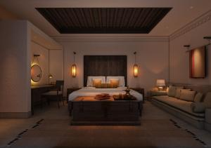 Al Bait Sharjah Guestroom Bedroom