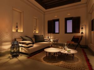 Al Bait Sharjah Guestroom Livingroom