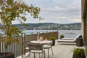 Alex Lake Zürich Penthouse terrace
