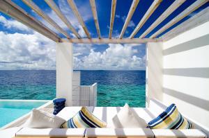 Amilla Fushi Ocean Reef House Reef Deck