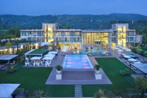 Aqualux Hotel Abenddämmerung