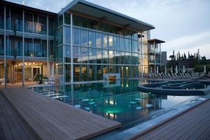 Aqualux Hotel Spa Suite & Terme Außenpools