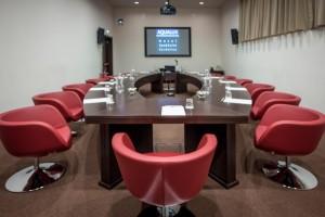 Aqualux Hotel Spa Suite & Terme Konferenzraum