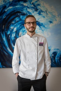 Aqualux Hotel Spa Suite & Terme Simone Gottardello Chef vom Restaurant EVO