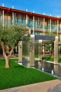 Aqualux Hotel Spa Suite & Terme  Garten 2