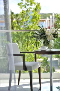 Aqualux Hotel Spa Suite & Terme  Terrasse Aqua Doppelzimmer