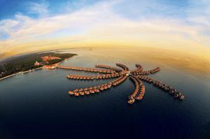 AVANI Sepang Goldcoast Resort Aerial View