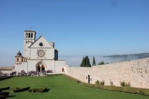Bayerisches Pilgerbüro Assisi Copyright bp-Archiv