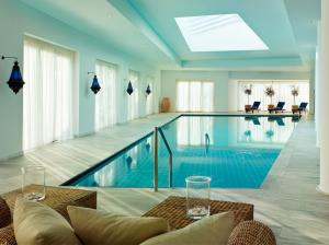 Blue Palace Resort & Spa The Elounda Spa Indoor Pool