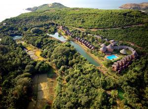 CGH Earth SwaSwara aerial view