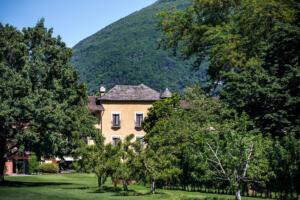 Castello del Sole Garten