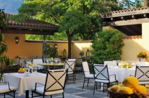 Castello del Sole Restaurant Locanda Barbarossa