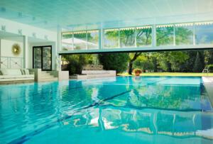 Castello del Sole Spa Pool Wasser