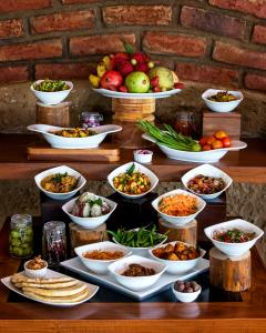 Chena Huts by Uga Escapes Sri Lankan Buffet