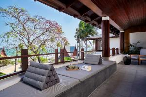 Chiva-Som International Health Resort Champaka Suite Terrace