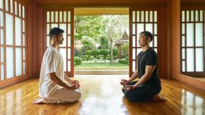 Chiva-Som International Health Resort Meditation