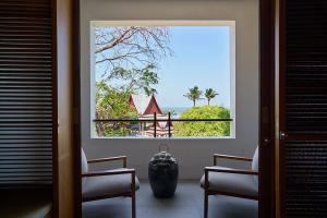 Chiva-Som International Health Resort Ocean Room Deluxe View