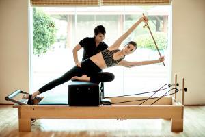 Chiva-Som International Health Resort Personal training Indoor