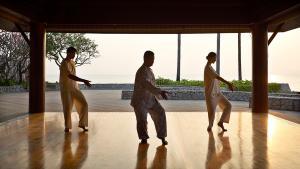 Chiva-Som International Health Resort Tai Chi