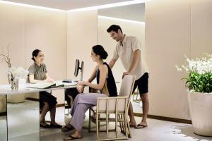 Chiva Som International Health Resort Guest Relation desk