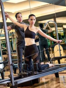 Chiva Som International Health Resort Pilates