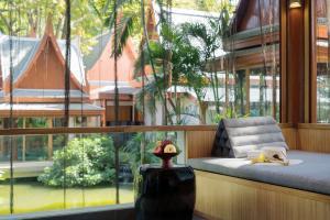 Chiva Som International Health Resort Standard Thai Pavilion Terrace