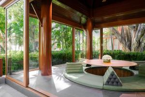 Chiva Som International Health Resort Thai Pavilion Suite Sala