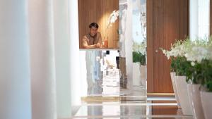 Chiva Som International Health Resort juice bar