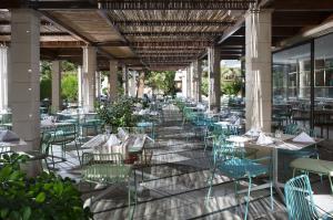 Cretan Malia Park Main Restaurant 05