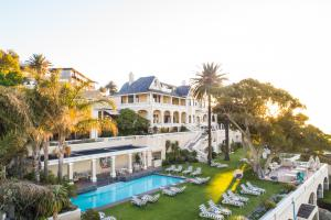 Ellerman House Aerial view 31