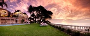 Ellerman House Sunset