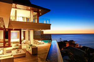 Ellerman House Villa One Deck Aqua