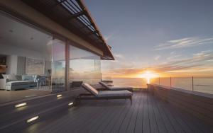 Ellerman House Villa Two Deck