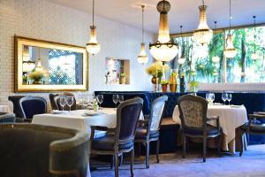 AVANI Avenida Liberdade Lisbon Hotel Olivier Restaurant